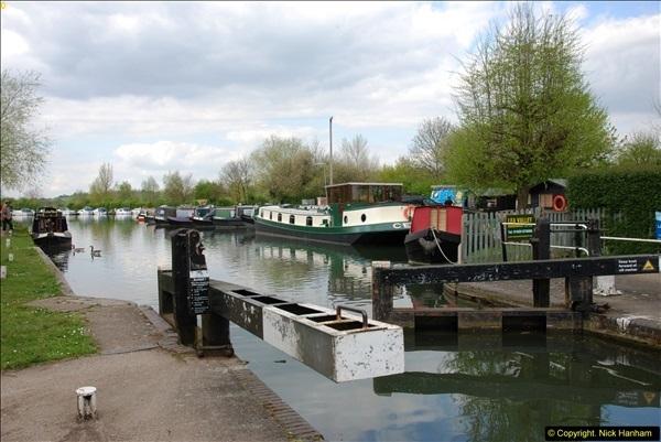 2014-04-11 The Lee Navigation, St. Margarets, Hertfordshire.  (8)