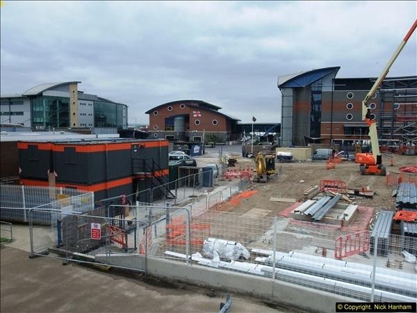 2014-05-02 RNLI New building work progress. Poole, Dorset. (11)