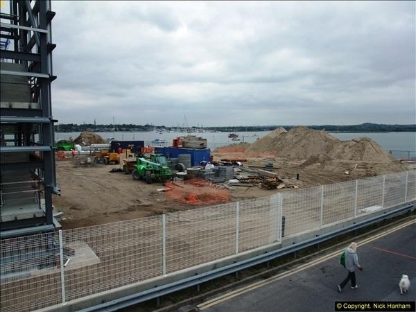 2014-05-02 RNLI New building work progress. Poole, Dorset. (6)