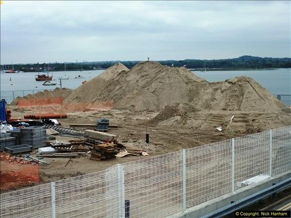 2014-05-02 RNLI New building work progress. Poole, Dorset. (8)