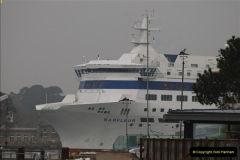 2013-03-20 Brittany Ferries MV Barfleur returns to the Poole Cherbourg service (18)