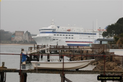 2013-03-20 Brittany Ferries MV Barfleur returns to the Poole Cherbourg service (19)