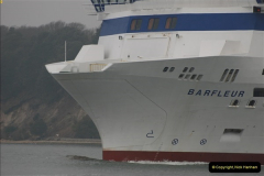 2013-03-20 Brittany Ferries MV Barfleur returns to the Poole Cherbourg service (21)