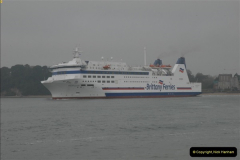 2013-03-20 Brittany Ferries MV Barfleur returns to the Poole Cherbourg service (22)