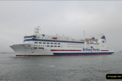 2013-03-20 Brittany Ferries MV Barfleur returns to the Poole Cherbourg service (25)
