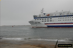 2013-03-20 Brittany Ferries MV Barfleur returns to the Poole Cherbourg service (28)