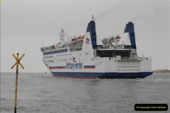 2013-03-20 Brittany Ferries MV Barfleur returns to the Poole Cherbourg service (36)