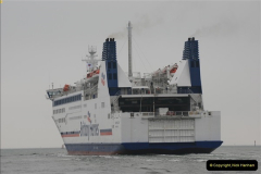 2013-03-20 Brittany Ferries MV Barfleur returns to the Poole Cherbourg service (37)