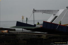2013-03-20 Brittany Ferries MV Barfleur returns to the Poole Cherbourg service (8)
