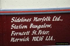 Sideline Coaches Norfolk.  (21) 21