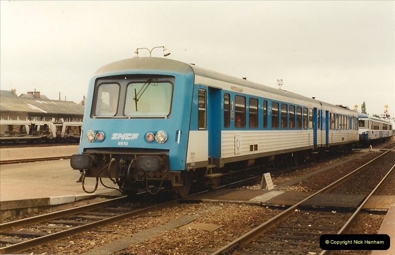 SNCF 1993 to 2002