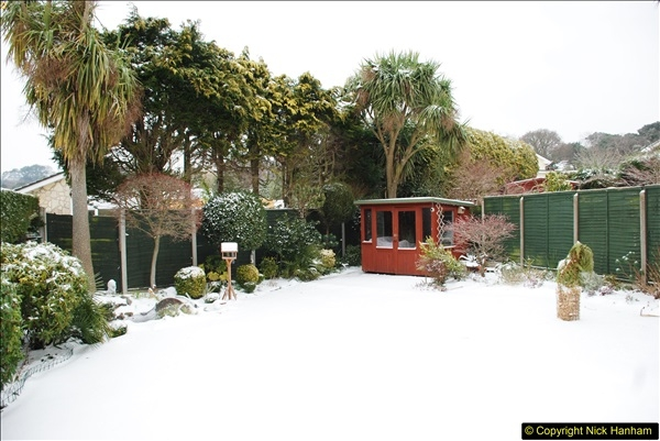 2018-03-02 Snow in Parkstone, Poole, Dorset.  (37)048