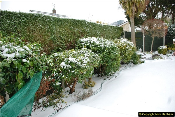2018-03-02 Snow in Parkstone, Poole, Dorset.  (40)051