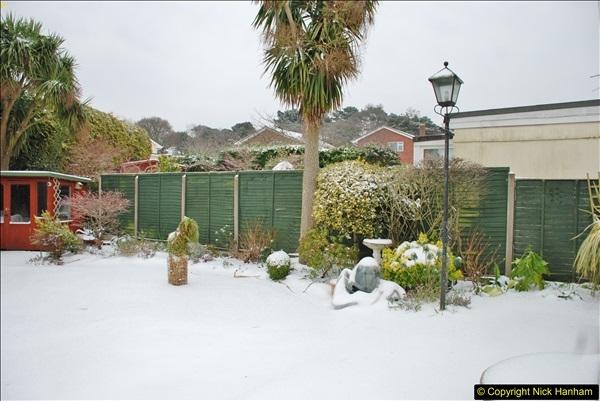 2018-03-02 Snow in Parkstone, Poole, Dorset.  (41)052