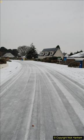 2018-03-02 Snow in Parkstone, Poole, Dorset.  (8)019