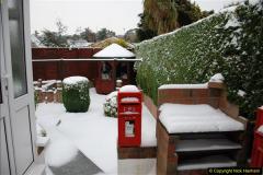 2018-03-01 Snow in Parkstone, Poole, Dorset.  (3)003