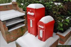 2018-03-01 Snow in Parkstone, Poole, Dorset.  (5)005