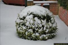 2018-03-01 Snow in Parkstone, Poole, Dorset.  (9)009