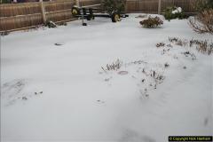 2018-03-02 Snow in Parkstone, Poole, Dorset.  (3)014