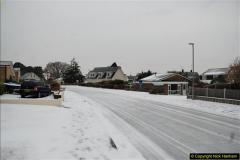 2018-03-02 Snow in Parkstone, Poole, Dorset.  (6)017