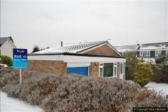 2018-03-02 Snow in Parkstone, Poole, Dorset.  (9)020