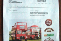 South East Bus Festival 02 April 2016