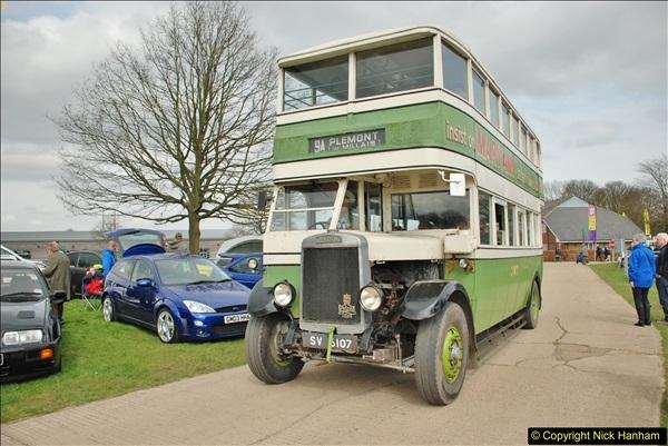 2018-04-07 South East Bus Festival @ Kent Showground, Detling, Nr. Maidstone, Kent.  (262)262