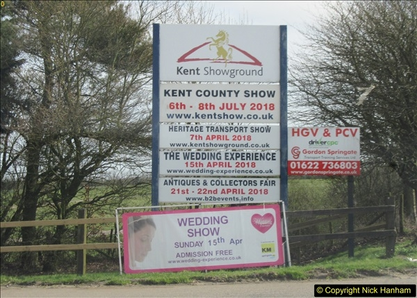 2018-04-07 South East Bus Festival @ Kent Showground, Detling, Nr. Maidstone, Kent.  (5)005