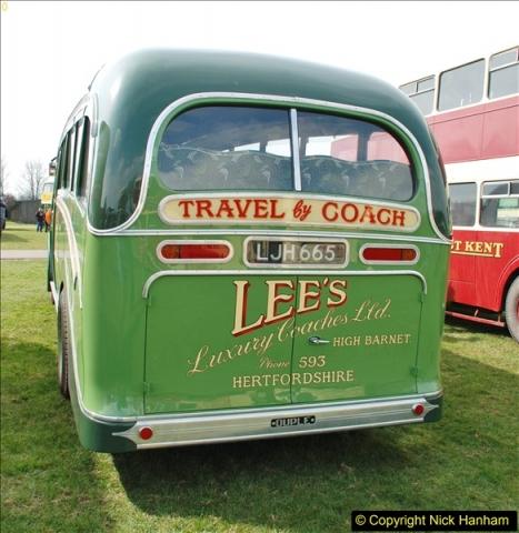 2018-04-07 South East Bus Festival @ Kent Showground, Detling, Nr. Maidstone, Kent.  (68)068
