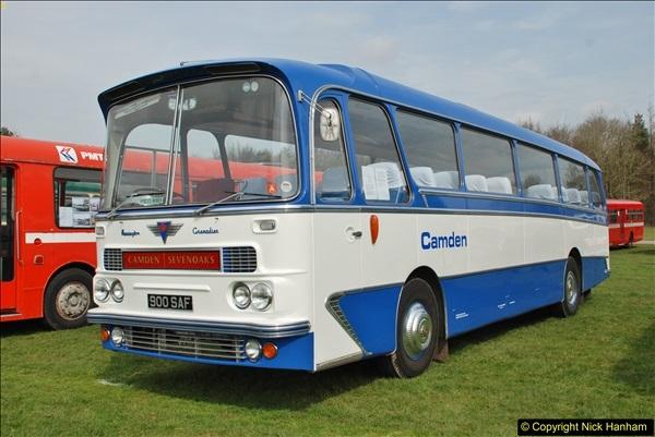 2018-04-07 South East Bus Festival @ Kent Showground, Detling, Nr. Maidstone, Kent.  (94)094
