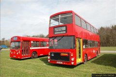 2018-04-07 South East Bus Festival @ Kent Showground, Detling, Nr. Maidstone, Kent.  (15)015