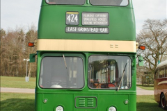 2018-04-07 South East Bus Festival @ Kent Showground, Detling, Nr. Maidstone, Kent.  (19)019