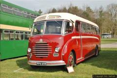 2018-04-07 South East Bus Festival @ Kent Showground, Detling, Nr. Maidstone, Kent.  (21)021
