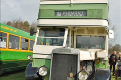 2018-04-07 South East Bus Festival @ Kent Showground, Detling, Nr. Maidstone, Kent.  (26)026