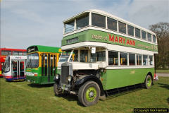 2018-04-07 South East Bus Festival @ Kent Showground, Detling, Nr. Maidstone, Kent.  (27)027