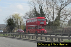 2018-04-07 South East Bus Festival @ Kent Showground, Detling, Nr. Maidstone, Kent.  (3)003