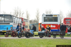 2018-04-07 South East Bus Festival @ Kent Showground, Detling, Nr. Maidstone, Kent.  (40)040
