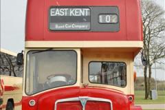 2018-04-07 South East Bus Festival @ Kent Showground, Detling, Nr. Maidstone, Kent.  (42)042