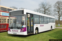 2018-04-07 South East Bus Festival @ Kent Showground, Detling, Nr. Maidstone, Kent.  (49)049