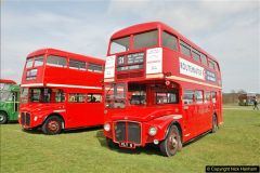 2018-04-07 South East Bus Festival @ Kent Showground, Detling, Nr. Maidstone, Kent.  (53)053