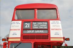 2018-04-07 South East Bus Festival @ Kent Showground, Detling, Nr. Maidstone, Kent.  (55)055