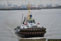 2018-03-09 to 10 Tilbury - Antwerp.  (127)127