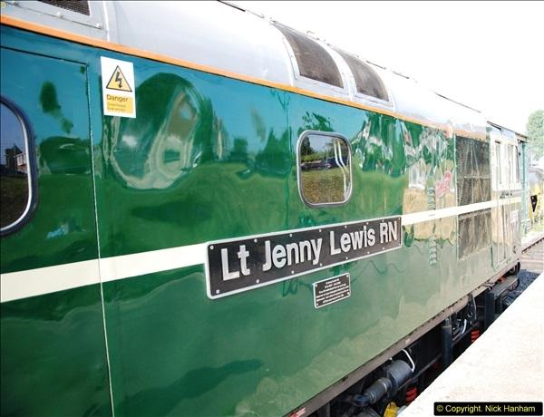 2014-07-12 SR 35 years of Passenger Operation.  (79)079