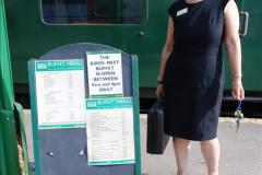 2014-07-12 SR 35 years of Passenger Operation.  (106)106