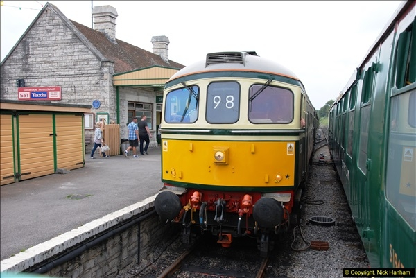 2014-09-05 SR Classic Transport Rally & Late Turn DMU.  (7)007