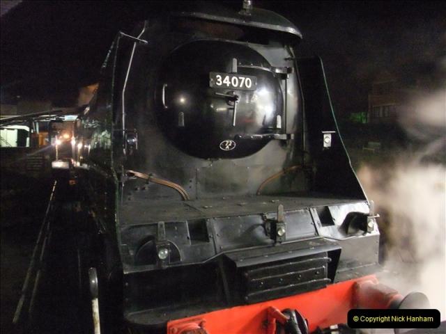 2010-12-23 Santa Specials. Driving DMU.  (61)216