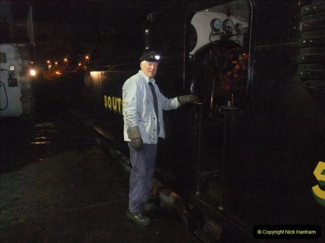 2010-12-23 Santa Specials. Driving DMU.  (62)217