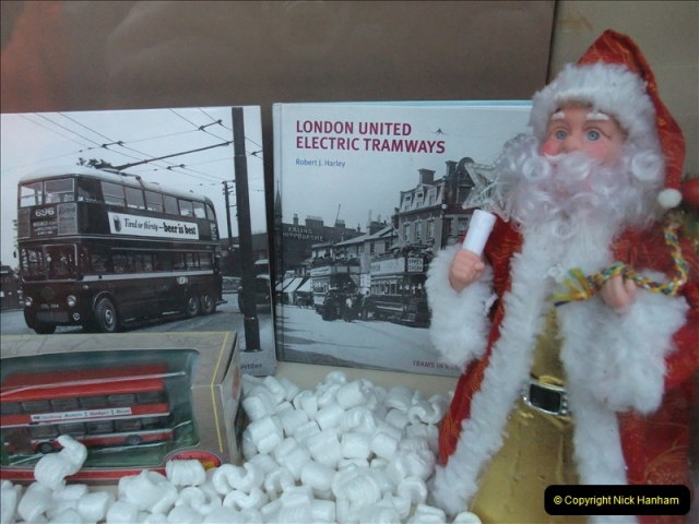 2010-12-23 Santa Specials. Driving DMU.  (7)162