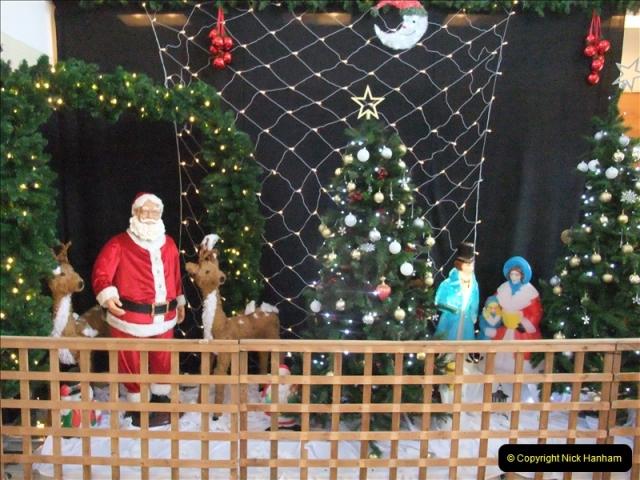 2010-12-23 Santa Specials. Driving DMU.  (9)164