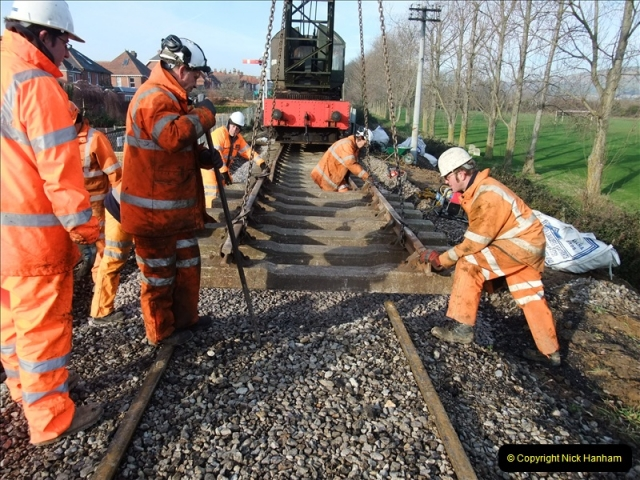 2011-01-21 New track @ Swanage. Driving 08.  (23)386